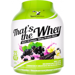 Thats The Whey Wanilia -...