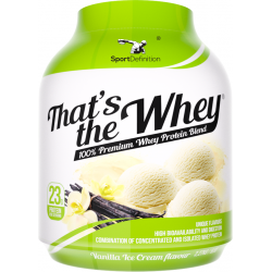 Thats The Whey Lody...