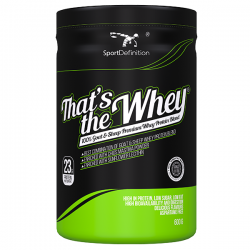 Thats The Whey 100% Goat &...