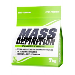 Mass Definition Wanilia 7kg...