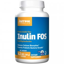 Inulin FOS 180g Jarrow...