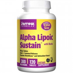 Alpha Lipoic Sustain 300mg...