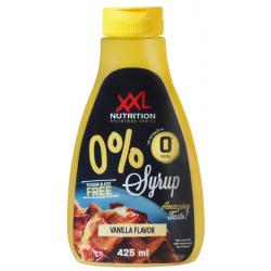 Syrup 0% Wanilia 425ml XXL...
