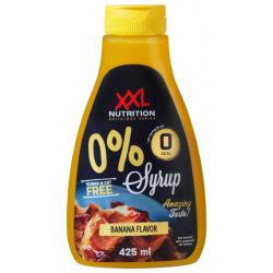 Syrup 0% Banan 425ml XXL...
