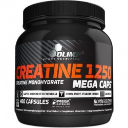 Creatine Mega Caps 1250 400...