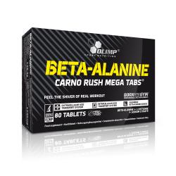 Beta-alanine Carno Rush 80...