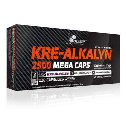 Kre-Alkalyn 2500 Mega Caps...