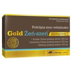 Gold Żeń Szeń Complex 30...