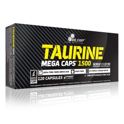 Taurine Mega Caps 120...