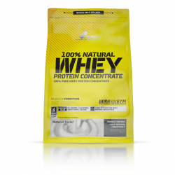 100% Natural Whey Protein...