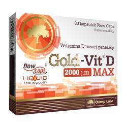 Gold Vit D Max 30 Kapsułek...