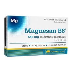 Magnesan B6 50 Tabletek Olimp