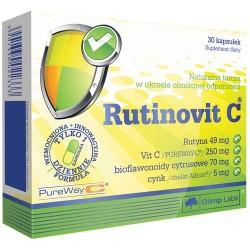 Rutinovit C 30 Kapsułek Olimp