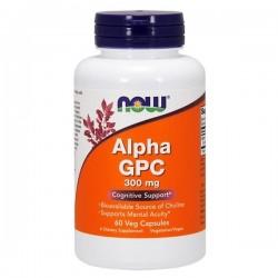Alpha GPC 300mg 60 Kapsułek...