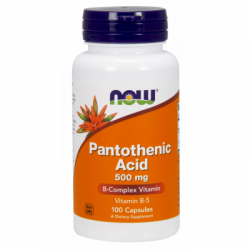 Pantothenic Acid (Vitamin...