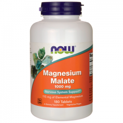 Magnesium Malate 1000mg 180...