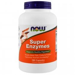 Super Enzymes 180 Kapsułek...