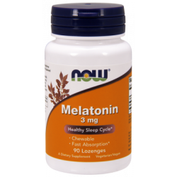 Melatonin Chewable 3mg 90...