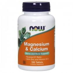 Magnesium & Calcium (with...