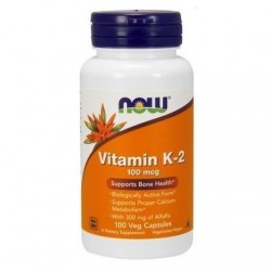 Vitamin K2 - 100mcg 100...