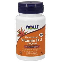 Vitamin D-3 2000 IU 240...