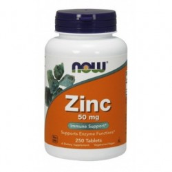 Zinc Gluconate 50 mg (cynk)...