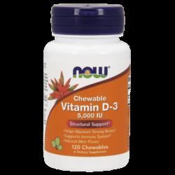 Vitamin D-3 5000 IU...