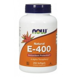 Natural Vitamin E-400 IU...