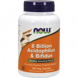8 billion Acidophilus...