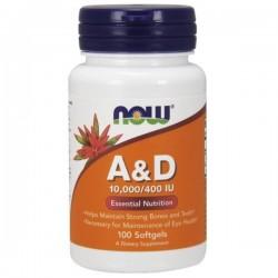 Vitamin A & D 10 000IU /...