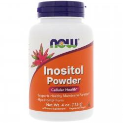 Inositol Powder 113g Now Foods