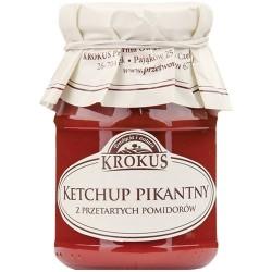 Ketchup Pikantny 180g Krokus