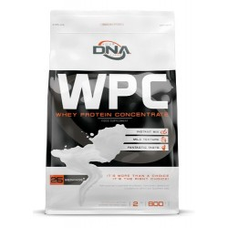 WPC Truskawka 900g DNA Supps