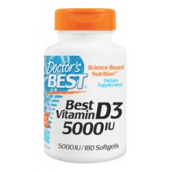 Best Vitamin D3 5000 IU 180...
