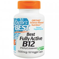 Fully Active B12 1500mcg 60...