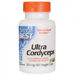 Ultra Cordyceps 60 Kapsułek...