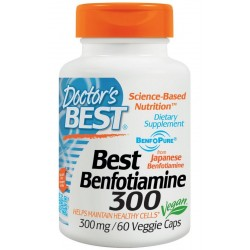 Best Benfotiamine 300 60...