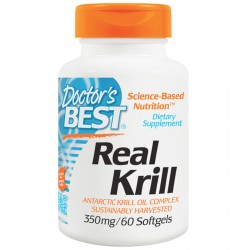 Best Real Krill 60 Kapsułek...