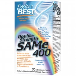 Double-Strength SAM-e 400...
