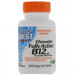 Chewable Fully Active B12...