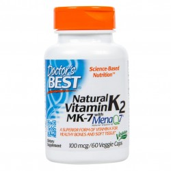 Natural Vitamin K2MK7 with...