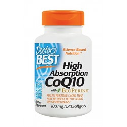 CoQ10 High Absorption 100mg...