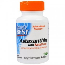Astaxanthin With Astapure...