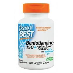 Benfotiamine 150 + ALA 300...