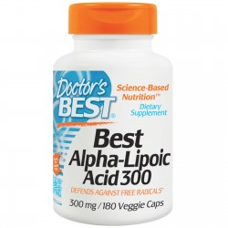 Best Alpha-Lipoic Acid 300...