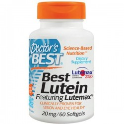Lutein with Lutemax 20mg 60...