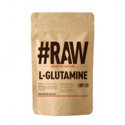 L-Glutamine 500g Raw Series