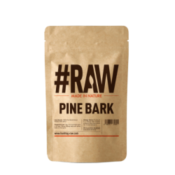 Pine Bark 100g Raw Series