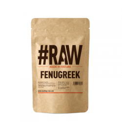 Fenugreek 500g Raw Series