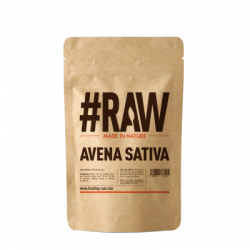 Avena Sativa 100g Raw Series
